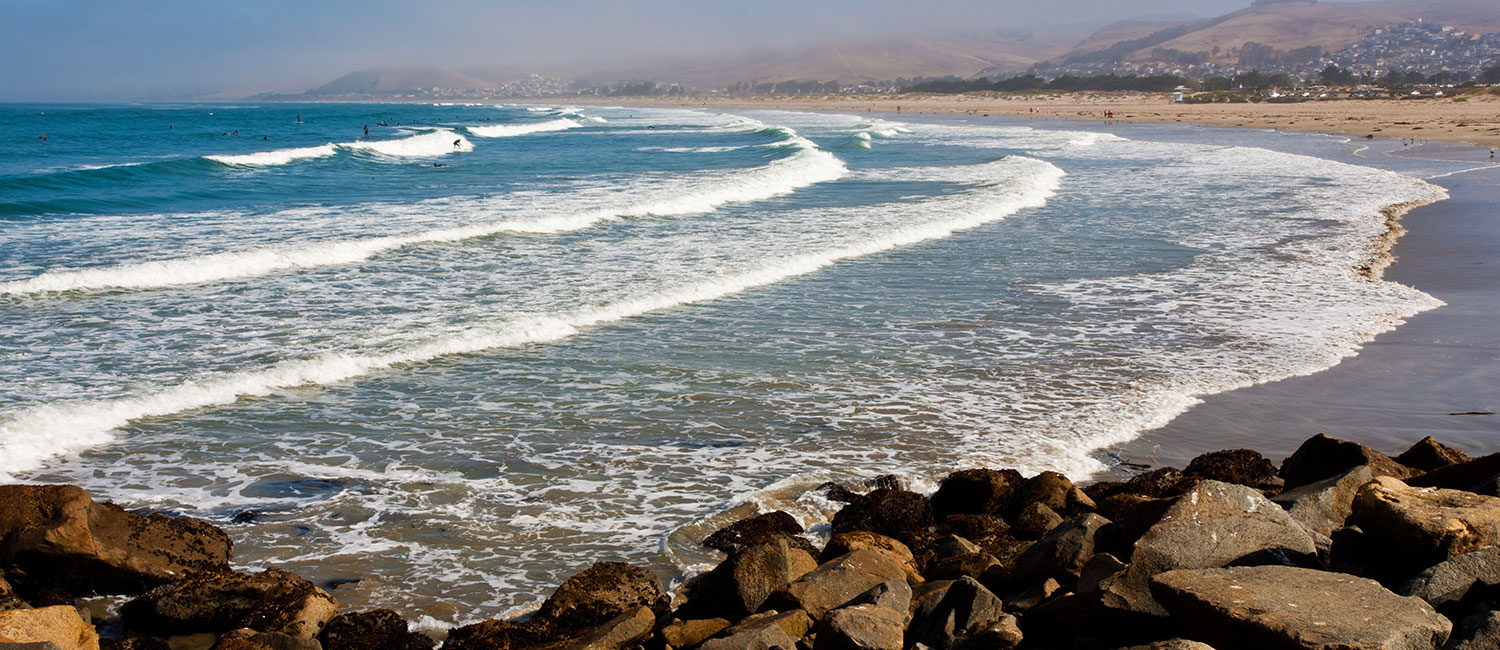 DISCOVER THE STUNNING BEAUTY OF MORRO BAY, CALIFORNIA