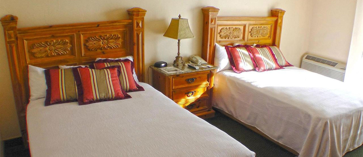 RELAX IN THE SPACIOUS GUEST ROOMS AT OUR AFFORDABLE MORRO BAY HOTEL